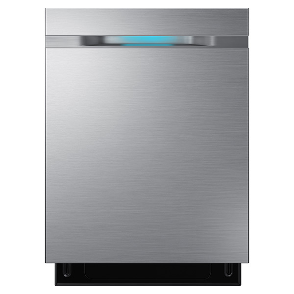 DW80J7550US Top Control Dishwasher with WaterWall™ Technology (Stainless Steel)