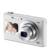 DV150F 16.2MP Dual-View SMART Camera Wi-Fi (White)