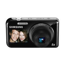 PL120 DualView 14.2 Megapixel Digital Camera (Black)