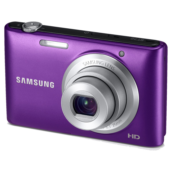ST72 16.2MP Camera (Plum)