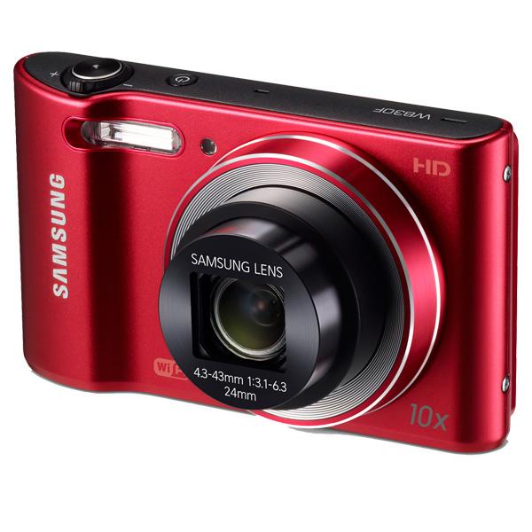 WB30F 16.2MP SMART Camera (Red)