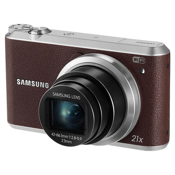 WB350 16.3MP SMART Camera (Brown)