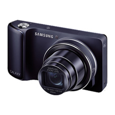 Samsung Galaxy Camera™ Wi-Fi (Black)