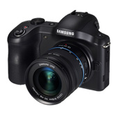Samsung Galaxy™ NX 20.3MP Camera (Body Only)