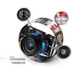 Samsung EV-NX1000 DSLR Camera