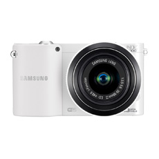 NX1000 20.3MP SMART Camera (White)