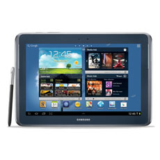 Samsung Galaxy Note® 10.1 (Wi-Fi), Grey 16GB