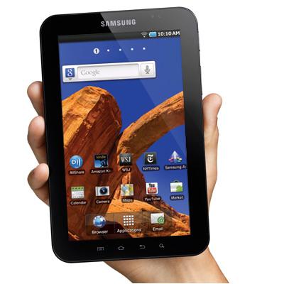 Samsung Galaxy Tab WIFI Harga dan Spesifikasi