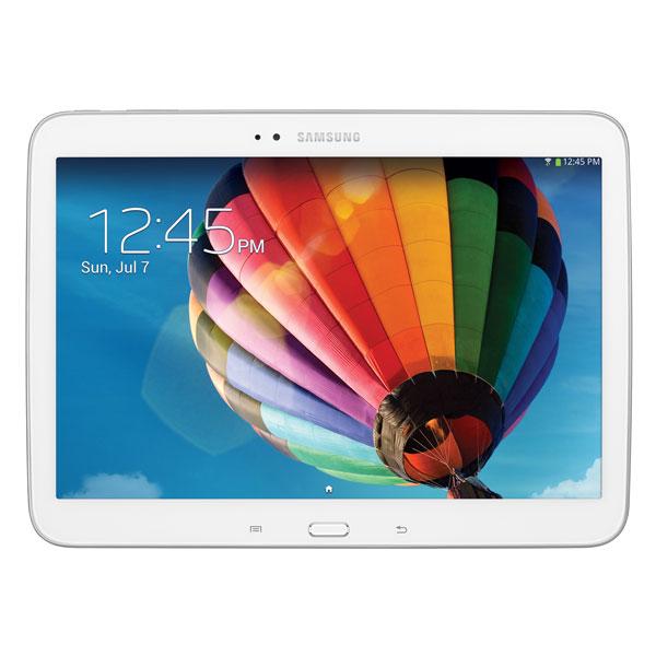 Thiết kế của Samsung Galaxy Tab 3 10.1