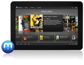 WiFi Tab 10.1 MediaHub
