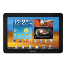"Samsung Galaxy Tab™ 10.1"" (Wi-Fi Only) – 16GB Metallic Gray"