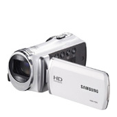 F90 HD Camcorder (White)