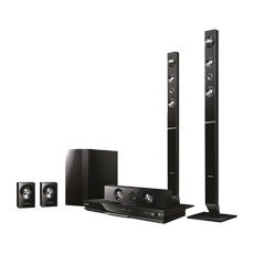 7.1 Channel Blu-ray 3D Home Theater System