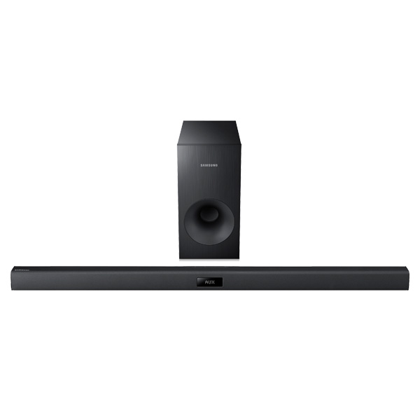 Discount Electronics On Sale Samsung 2.1 Channel Soundbar System with Wired Subwoofer