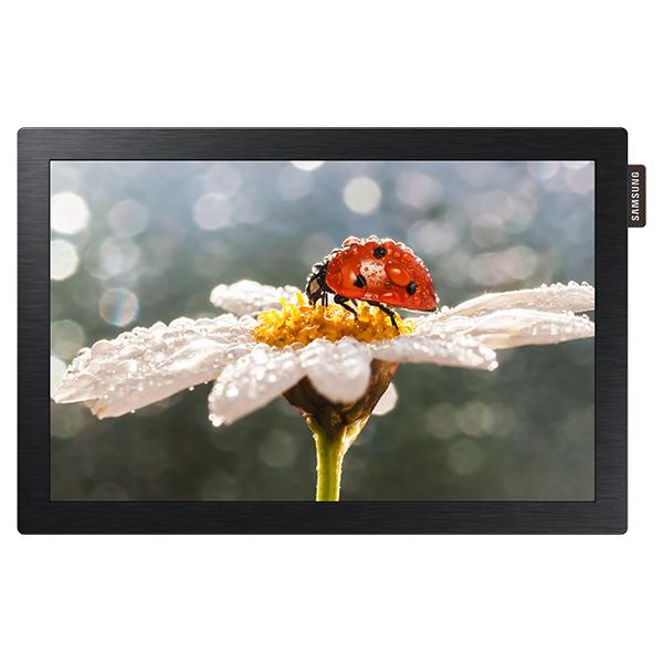 "DB10E-TPOE — DB-E Series 10.1"" Edge-Lit LED Touchscreen Display"