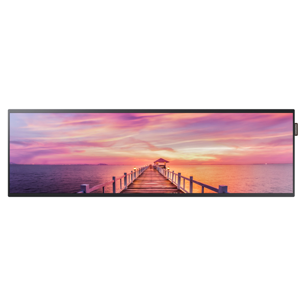 "SH37F — SHF Series 37"" Edge-Lit LED Stretched Display"