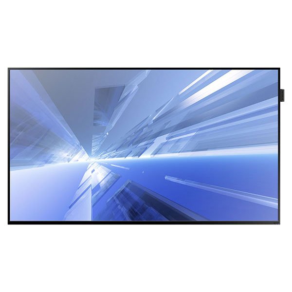 "DB40E — DB-E Series 40"" Slim Direct-Lit LED Display"