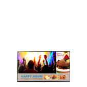 "40"" SMART Signage TV – RM40D"