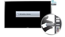 USB Digital Signage Media Player