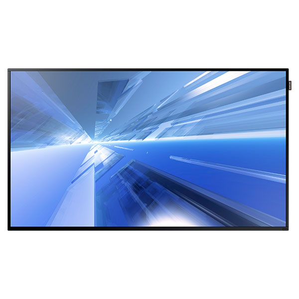 "DM48E - DM-E Series 48"" Slim Direct-Lit LED Display"