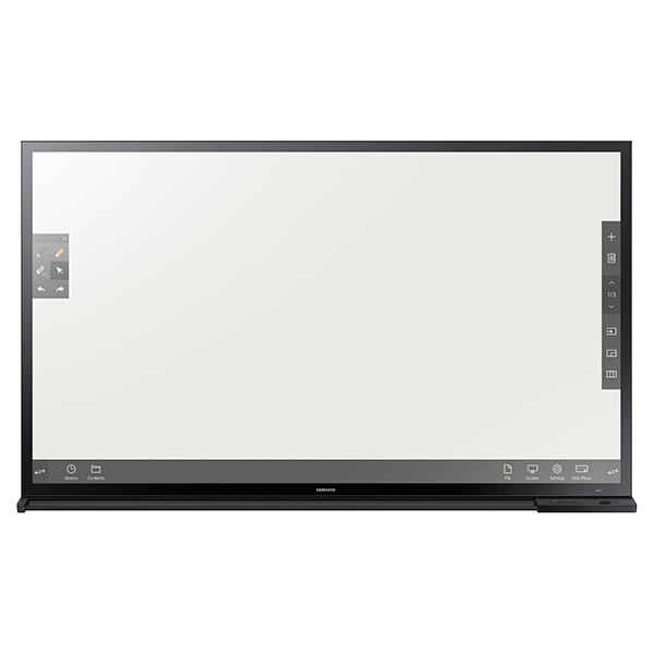 "DM65E-BC — DM-E Series 65"" Direct-Lit LED Projected Capacitive Touch Display"