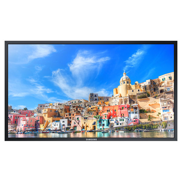 "QM85D-BR — QMD-BR Series 85"" 4K UHD LED Display with Pre-assembled Touchscreen Overlay"