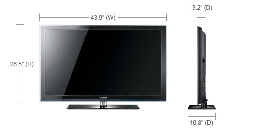 SAMSUNG 610 SERIES LCD TV LN46D610M4FXZA WINDOWS 10 DOWNLOAD DRIVER