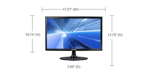 SAMSUNG Monitor SyncMastermagic CPN17SG Windows 8