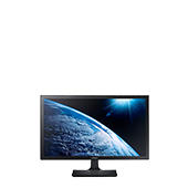 "Samsung 21.5"" LED Monitor with simple stand"