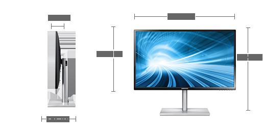 Samsung S24C750P Monitor New