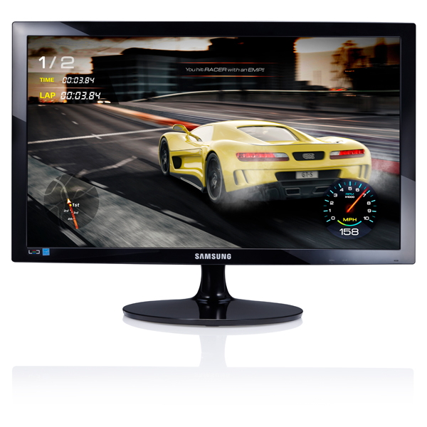 "LS24D330HSJ — 24"" 330 Series LED Monitor"