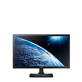 "23.6"" LED Monitor with simple stand"
