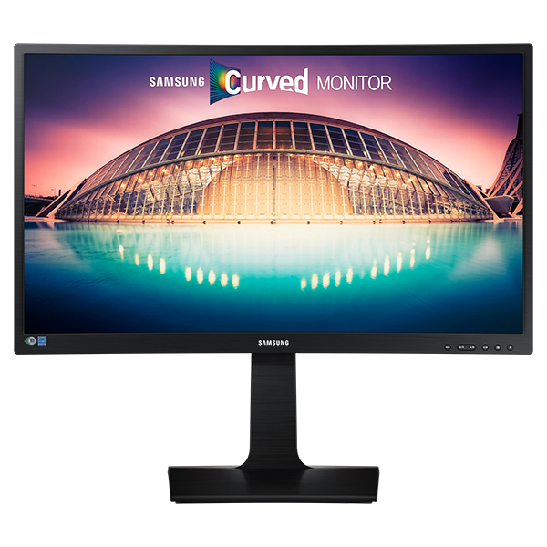 "S24E650C — 23.5"" SE650C Series Curved LED Monitor"