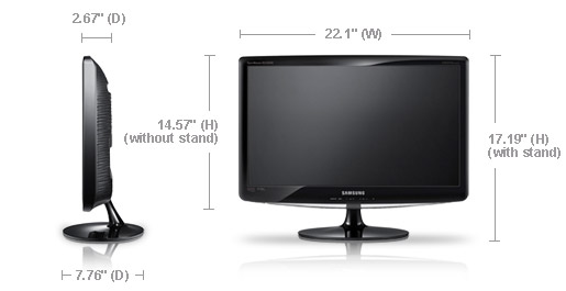 samsung 2693hm lcd monitor service manual