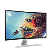 "27"" Curved LED Monitor"