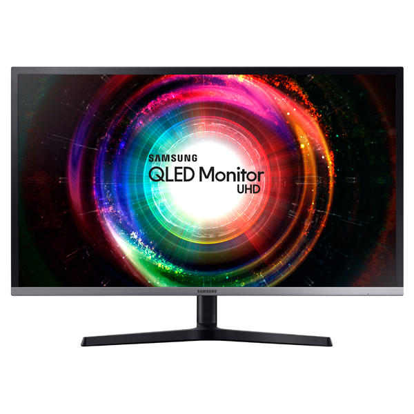 "32"" UH850 UHD Monitor with Quantum Dot"