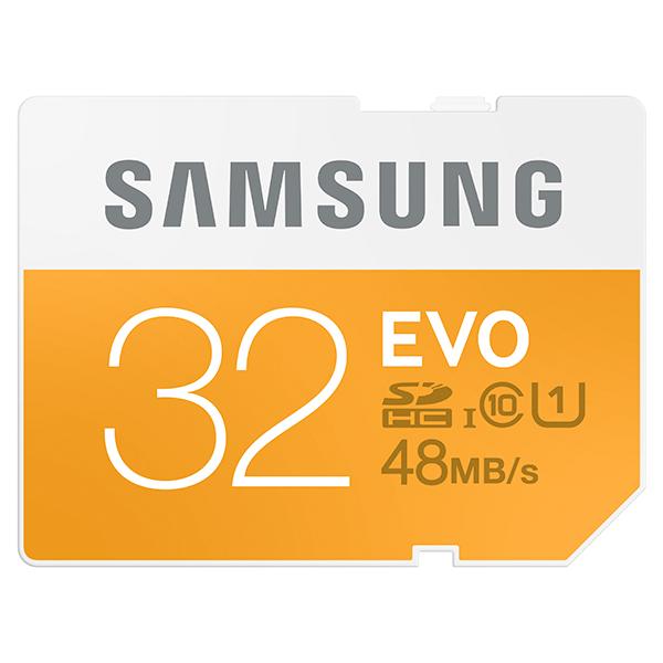 SDHC 32GB EVO Memory Card