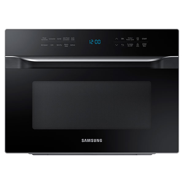 MC12J8035CT 1.2 cu. ft. Counter Top Convection Microwave with Power Convection & PowerGrill Duo™ (Black)