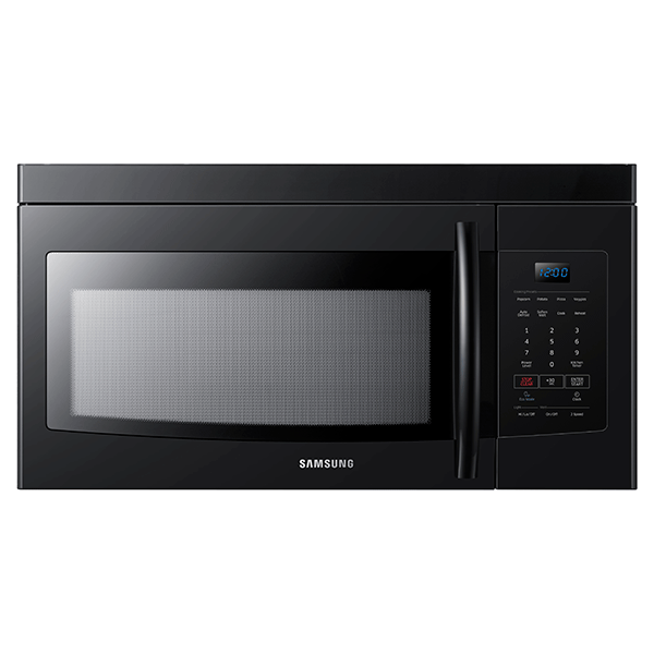 ME16K3000AB 1.6 cu.ft. Over The Range Microwave (Black)