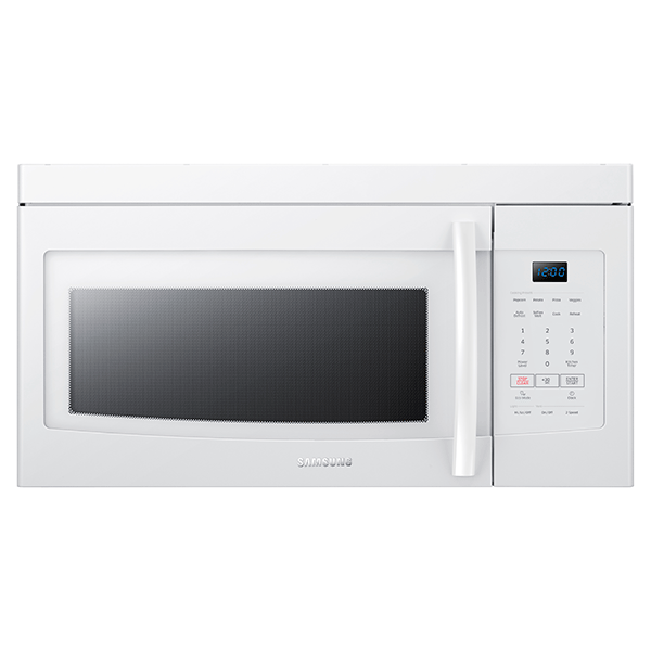 ME16K3000AW 1.6 cu.ft. Over The Range Microwave (White)