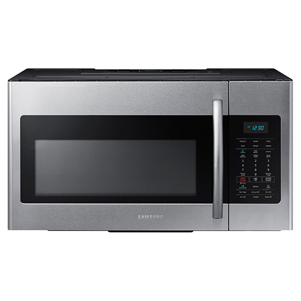 ME17H703SHS 1.7 cu.ft. Over The Range Microwave with Sensor Cooking (Stainless Steel)