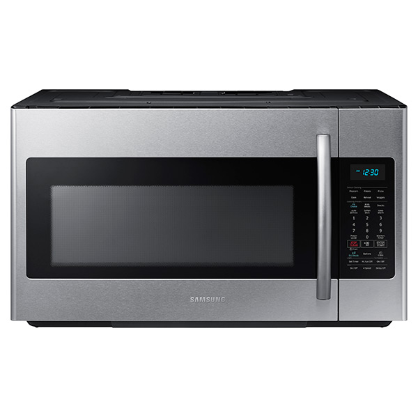 ME18H704SFS 1.8 cu.ft. Over The Range Microwave with Sensor Cooking (Stainless Steel)