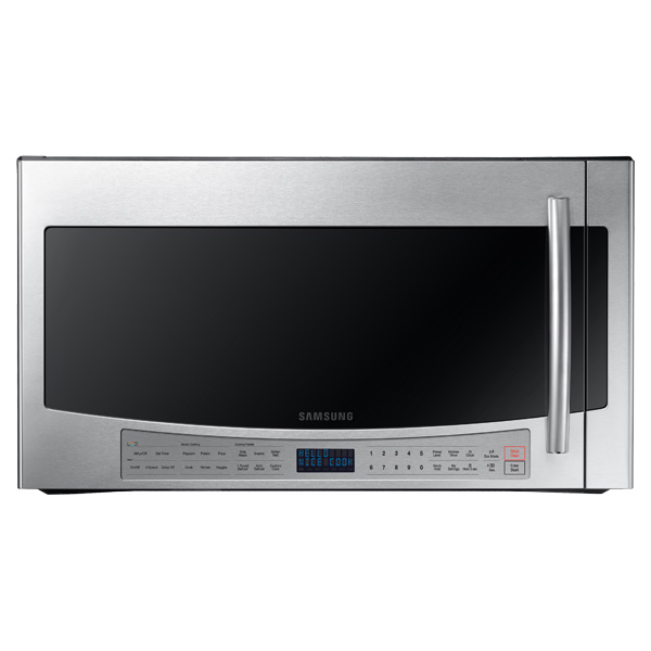 ME21F606 2.1 cu. ft. Over The Range Microwave with Sensor Cooking