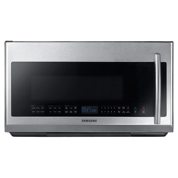 ME21F707 2.1 cu. ft. Over-the-Range Microwave (Stainless Steel)