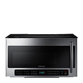ME21H706MQS 2.1 cu. ft. Over The Range Microwave with Multi-Sensor Cooking (Stainless Steel)