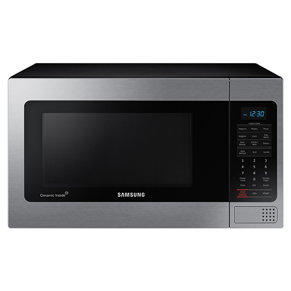 MG11H2020 1.1 cu.ft Counter Top Microwave with Grilling Element (Stainless Steel)