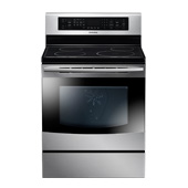 5.9 cu. ft. Freestanding Induction Range with True Convection