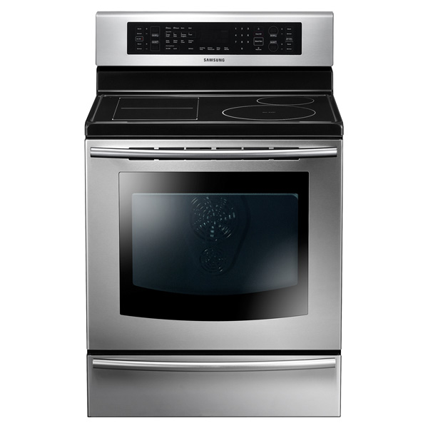 5.9 cu. ft. Freestanding Full Induction with True Convection