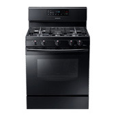 NX58F5500SB Gas Range (Black)