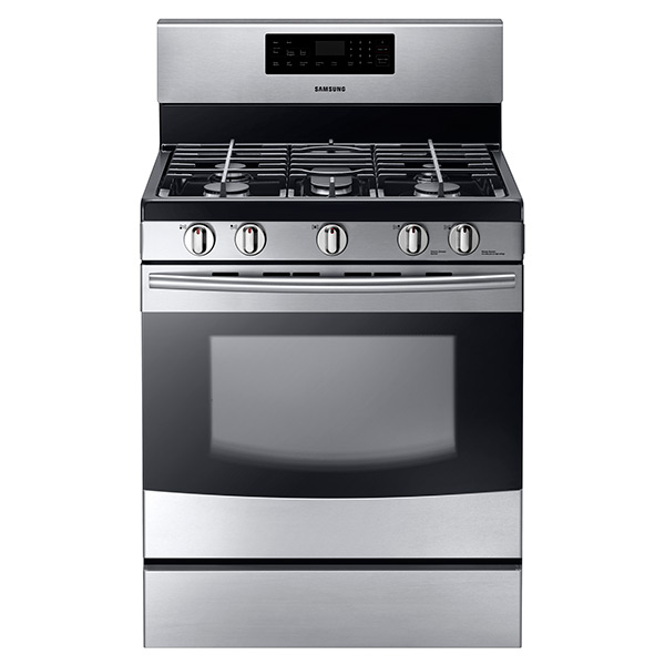 NX58F5500SS Gas Range (Stainless Steel)